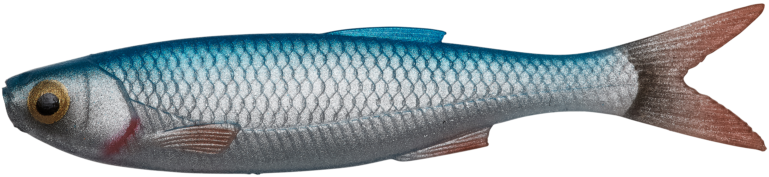 Savage Gear-Craft Dying Minnow 5,5cm Farbe Blue Pearl-1 - Gerlinger.de