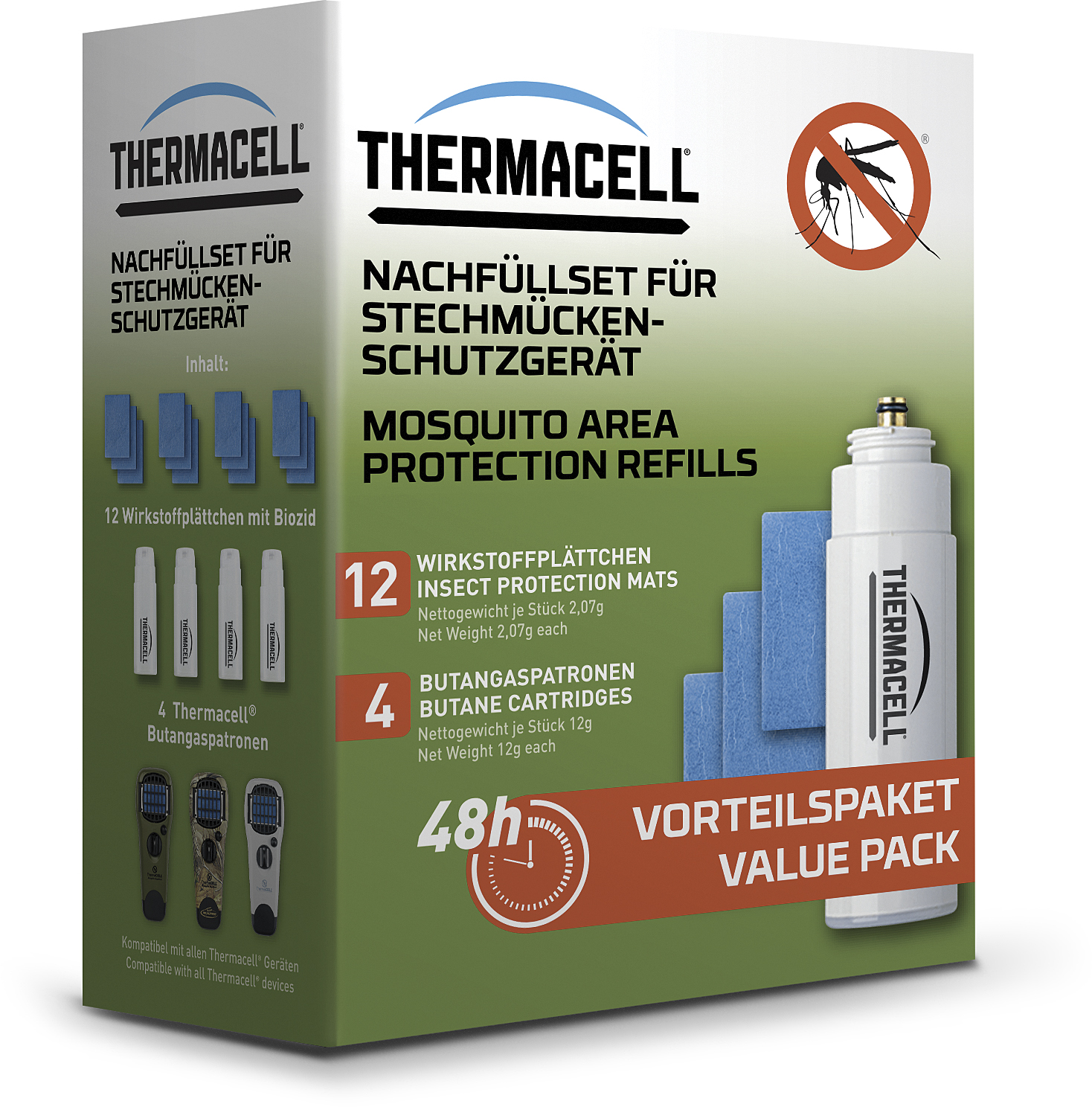 ThermaCell-Thermacell Handgeräte Nachfüller R-4-1 - Gerlinger.de